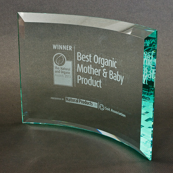 The Natural and Organic Award (Англия)