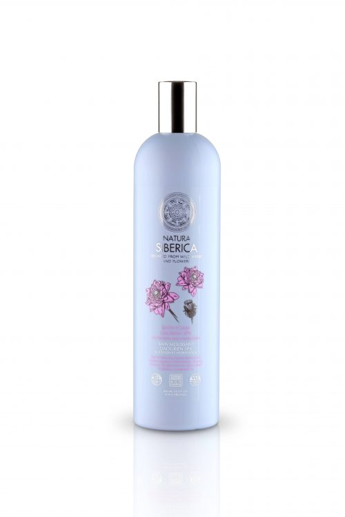 Bath Foam Daurian Spa Nutrition and Hydration — Natura Siberica