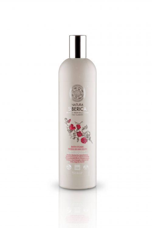 Bath Foam Siberian spa skin youth — Natura Siberica