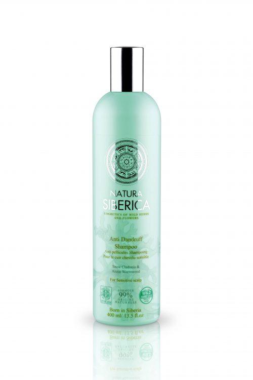 Anti-dandruff Shampoo – Natura Siberica