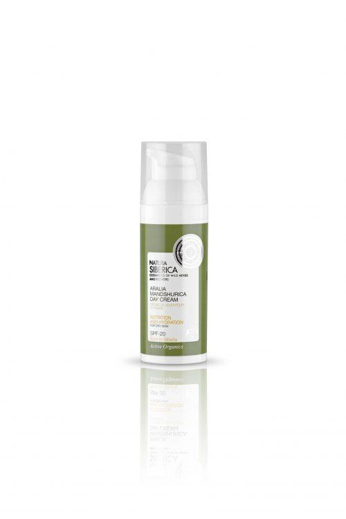 Aralia Mandshurica Day Face Cream for dry skin – Natura Siberica