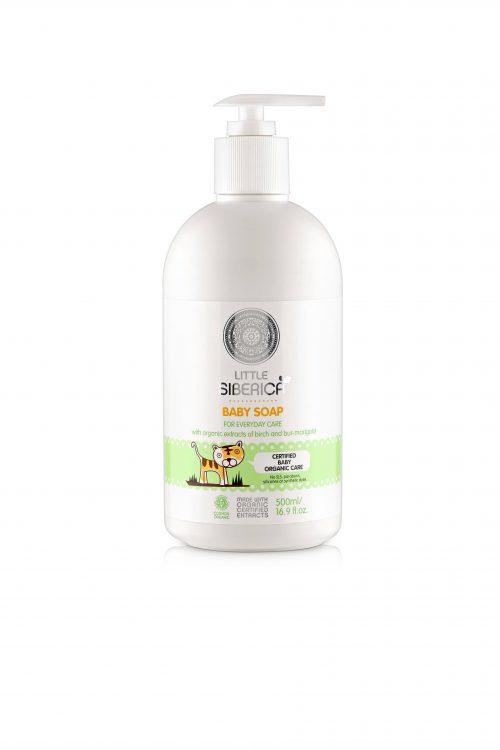 Baby cream soap 0+ – Natura Siberica
