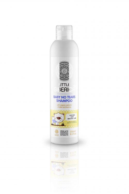 Baby no tears shampoo 1+ – Natura Siberica