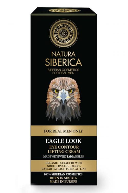 EYE CONTOUR LIFTING CREAM EAGLE LOOK – Natura Siberica