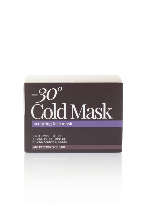 Fresh Spa Imperial Caviar sculpting face mask -30C Cold – Natura Siberica