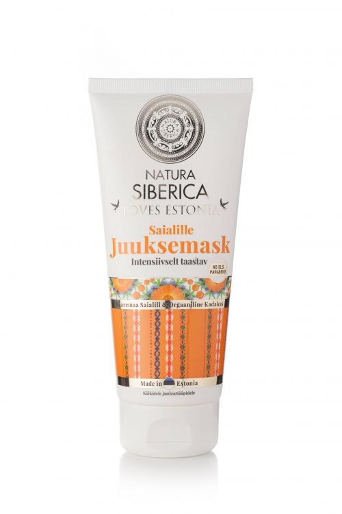 Calendula Intensive repair hair mask — Natura Siberica