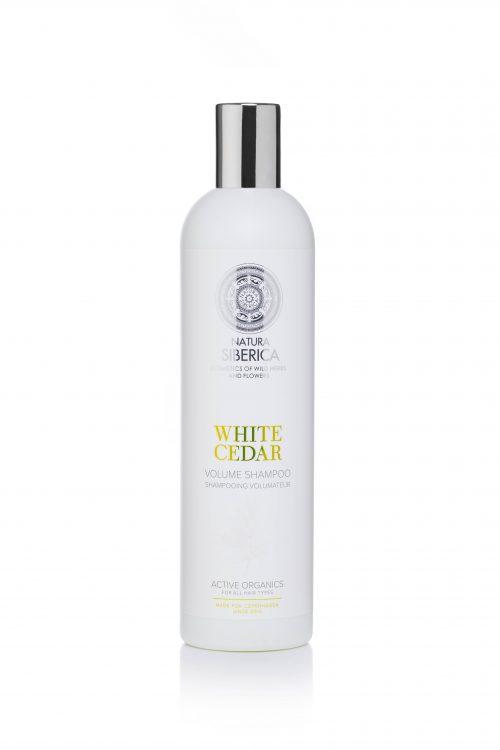 Copenhagen White cedar volume shampoo — Natura Siberica