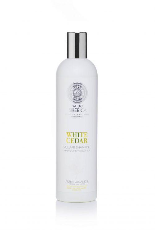 Copenhagen White cedar volume shampoo – Natura Siberica
