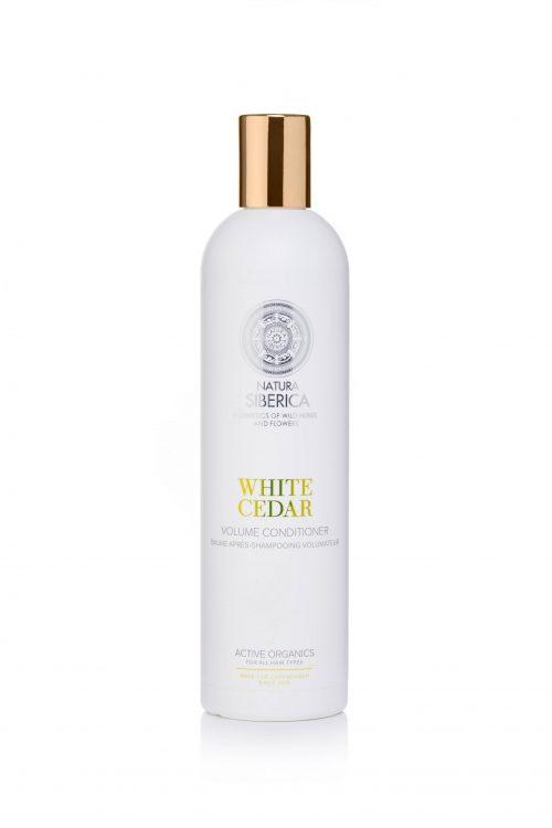Copenhagen White cedar volume conditioner – Natura Siberica
