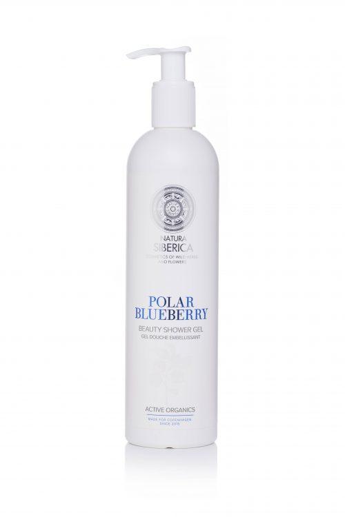 Copenhagen Polar Blueberry beauty shower gel – Natura Siberica