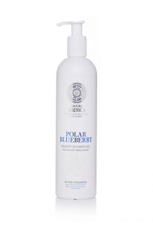 Copenhagen Polar Blueberry beauty shower gel – Natura Siberica