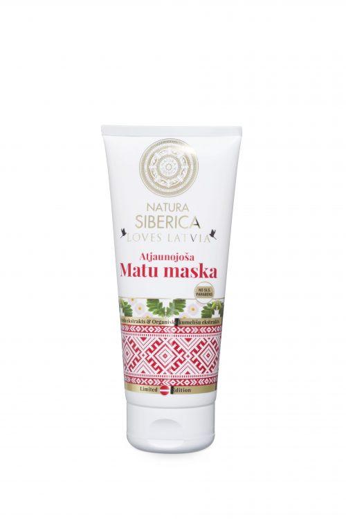 Natura Siberica – Natura Siberica Loves Latvia Repair Hair Mask – 4744183017375