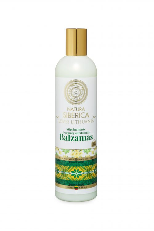 Natura Siberica – Natura Siberica Loves Lithuania Conditioner Length & Strength – 4744183017726