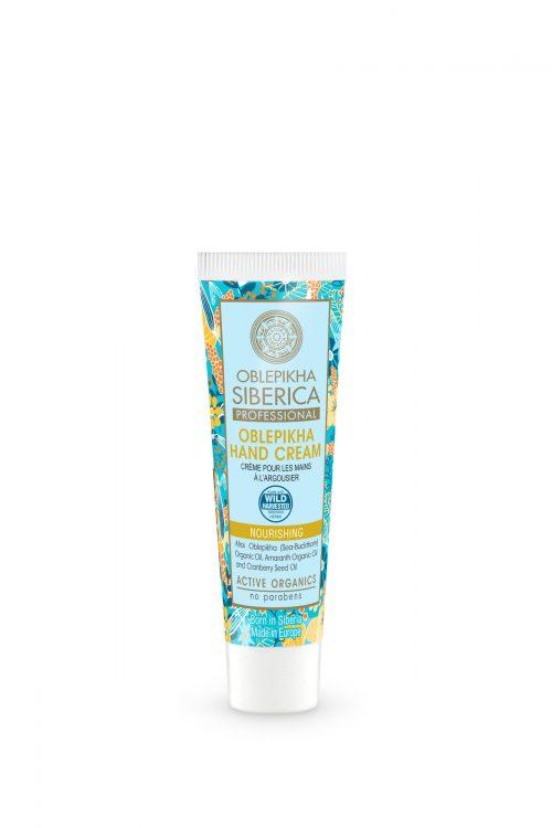 Natura Siberica – Oblepikha Hand Cream, Travel Size – 4744183017917