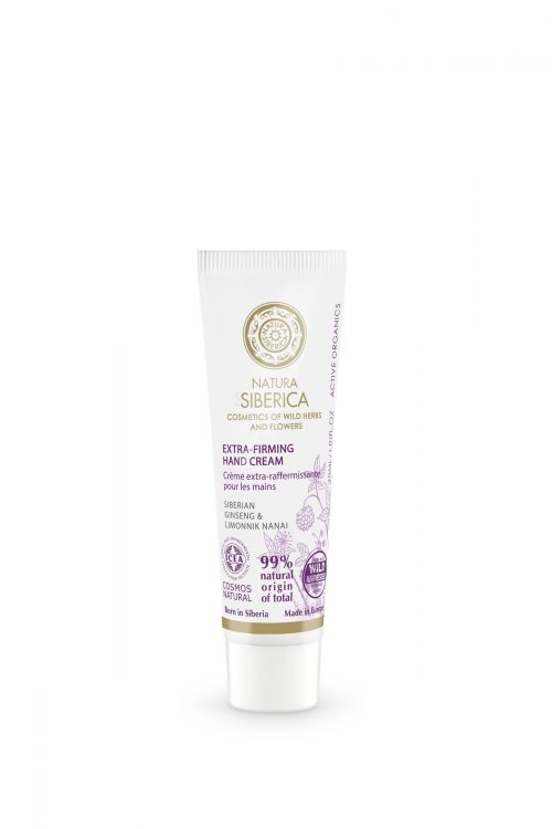 Natura Siberica – Extra-Firming Hand Cream, Travel Size – 4744183017924