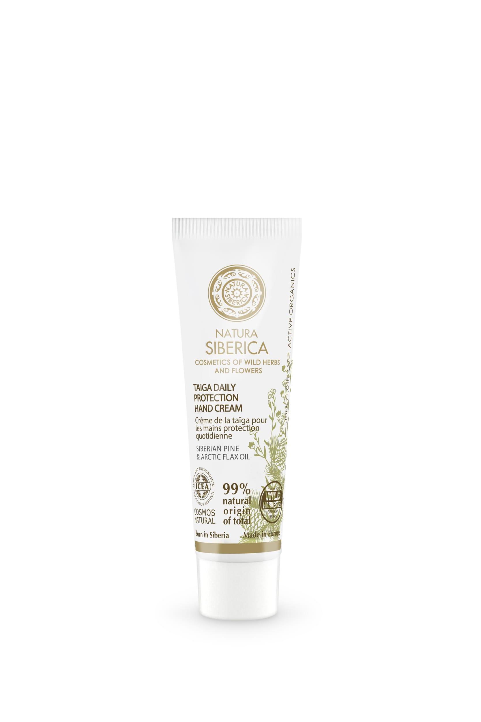 Natura Siberica – Taiga Hand Cream, Travel Size – 4744183017931