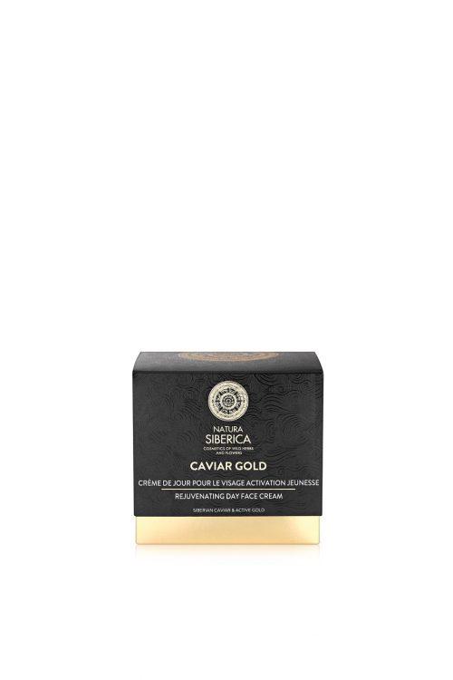 Natura Siberica – Caviar Gold Rejuvenating Day Face Cream – 4744183019720