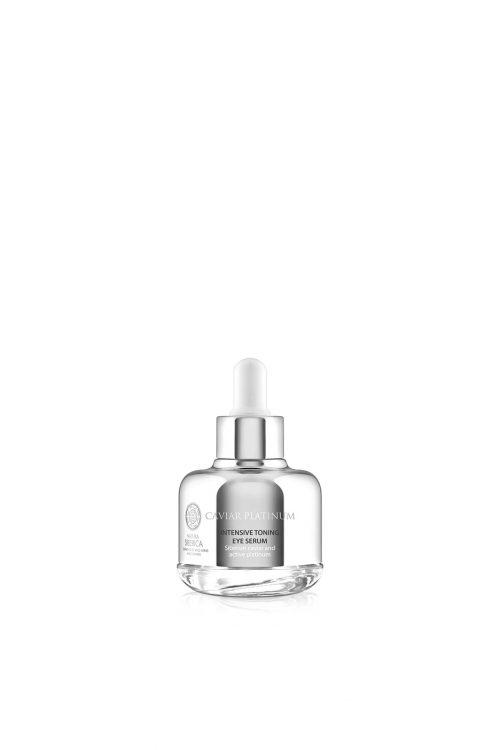Natura Siberica – Caviar Platinum Intensive Toning Eye Serum – 4744183019805