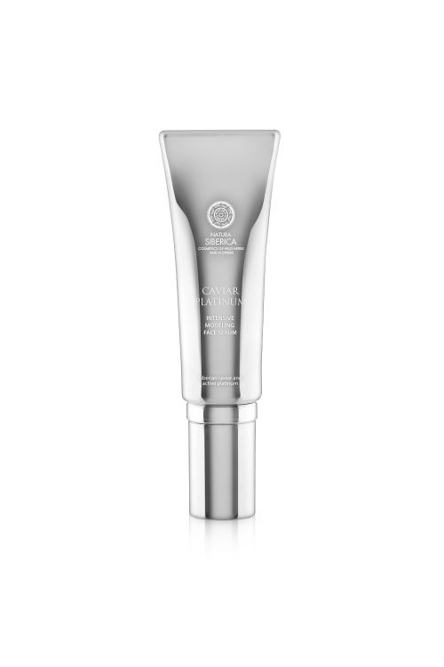Natura Siberica – Caviar Platinum Intensive Modeling Face Serum – 4744183019836