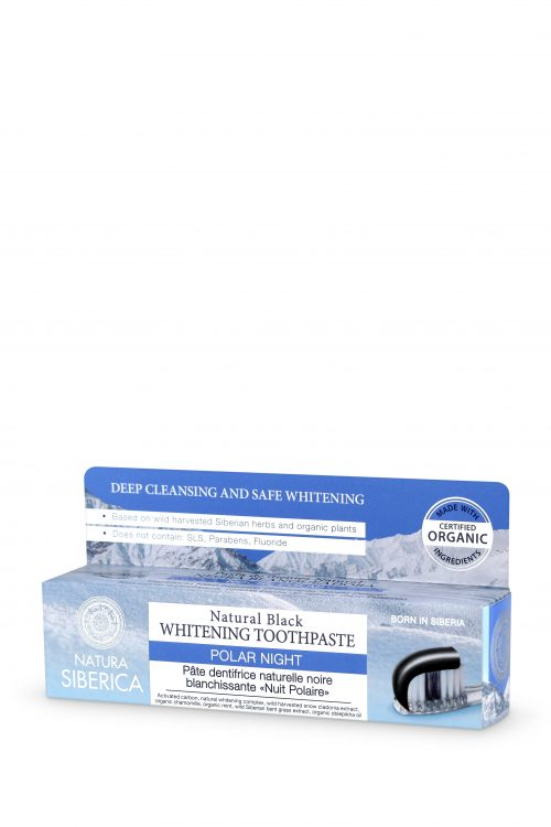 Natura Siberica – Toothpaste Polar Night – 4607174432253