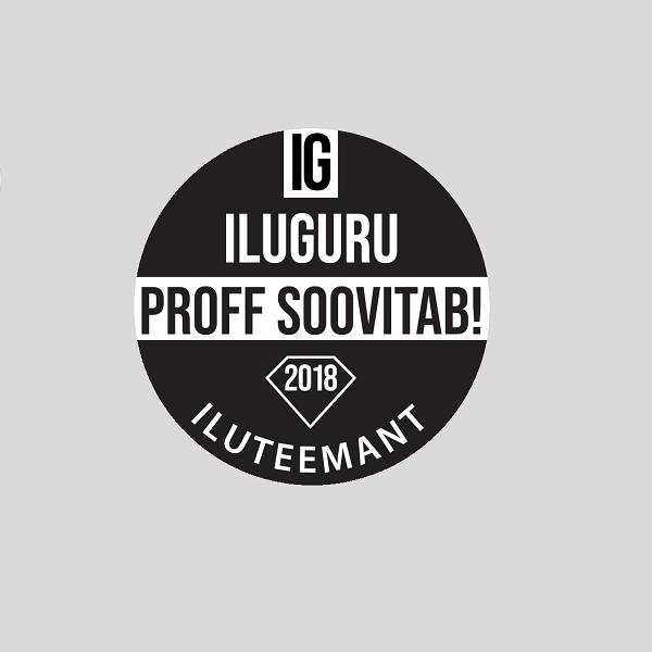 Iluguru Iluteemant 2018 (Eesti)