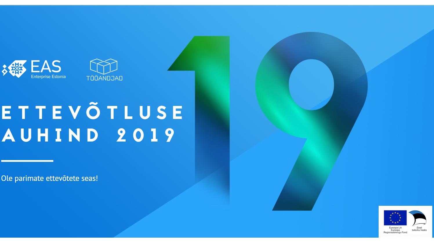 EurobioLab OÜ – Aasta eksportöör 2019 auhinna nominent